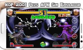 The King Of Fighters 2001 Plus Android apk sin emulador