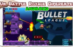 Bullet League Battle Royale para Android