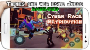 Cyber Rage Retribution apk para Android Gráficos HD