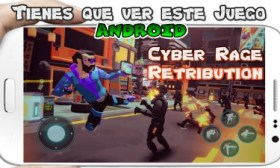 Cyber Rage Retribution apk para Android Gráficos HD