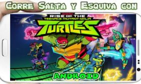 Rise of the TMNT Ninja Run para Android