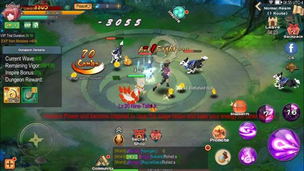 Super Ninja Spirit apk