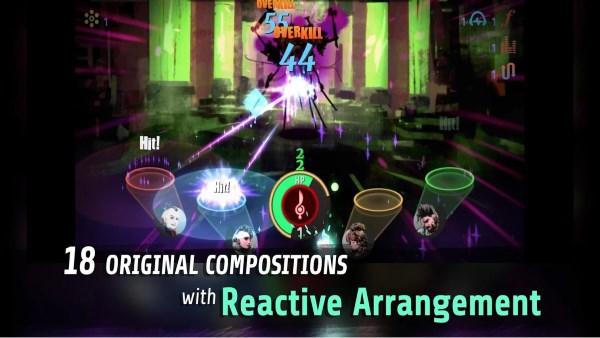 VALZ apk para Android Un juego de Acción y Música Sin Internet
