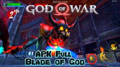 Blade of God Completo para Android Brutal juego que debes Descargar