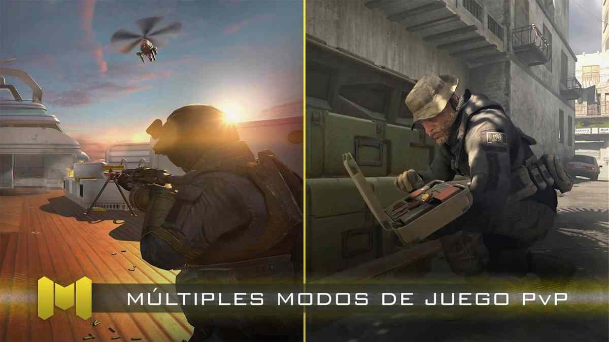 Call of Duty Mobile para Android Descarga apk + obb