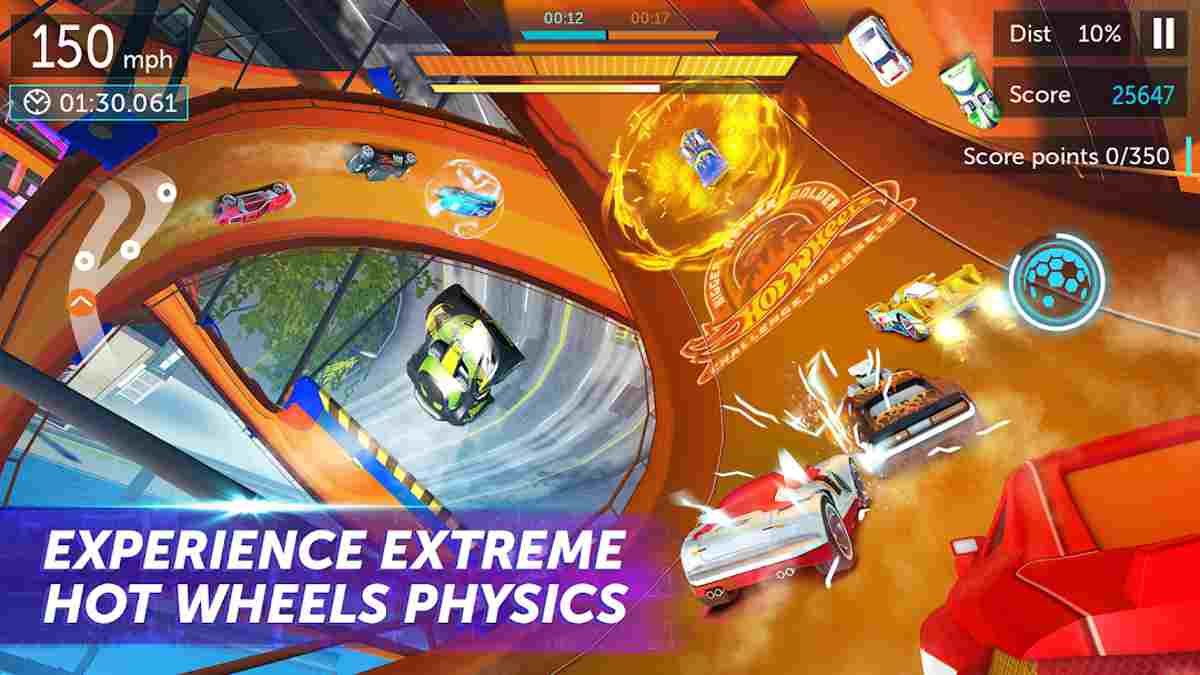 Hot Wheels Infinite Loop apk para Android