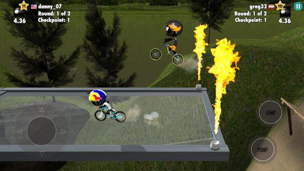 Stickman Bike Battle apk para Android DESCARGA GRATIS