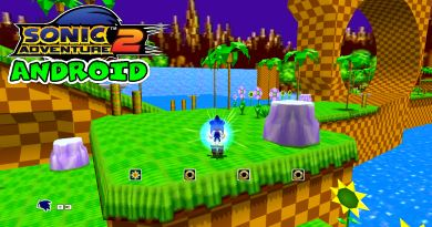 Sonic Adventure 2 en Android con Dreamcast Emulator Redream
