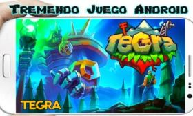 Tegra Crafting and Building para Android Hermoso juego sin Internet