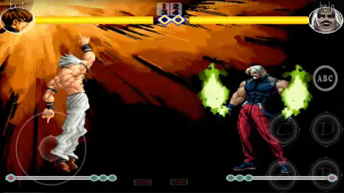 Descargar Kof 98 Mod para Android The King Of Fighters