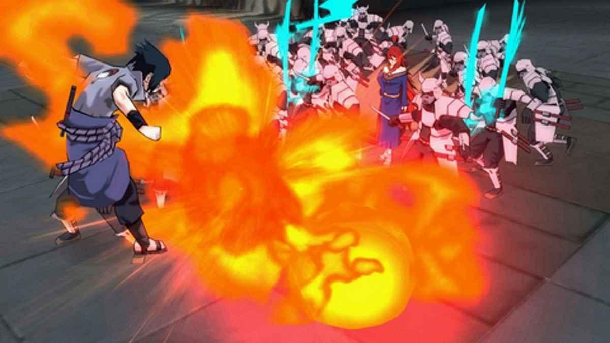 Naruto Shippuden Remasterizado APK para Android Gráficos HD