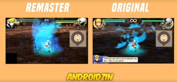 Naruto Shippuden Remasterizado APK para Android