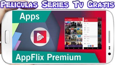 AppFlix Premium APK Mod para Android Sin publicidad 2019