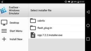 Exagear Strategies apk Emulador de PC para Android