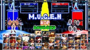 Matter MUGEN Tournament KOF Mega Boss para Android