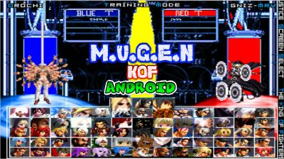 Matter MUGEN Tournament KOF Mega Boss para Android