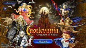 Castlevania Grimoire of Souls para Android Simplemente Genial