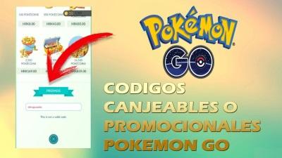 Como Obtener Codigos Promocionales Pokemon Go gratis