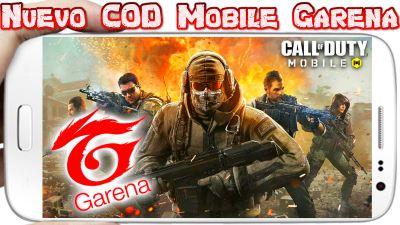 Descargar Call of Duty Mobile Garena para Android Juego APK