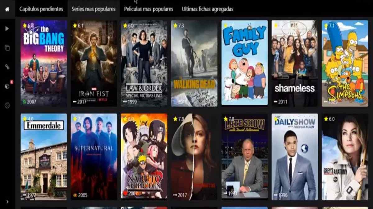 Film App apk para Android Todo el contenido Multimedia ilimitado