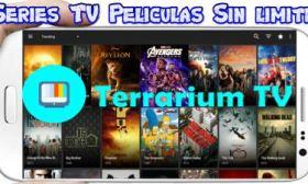 Terrarium TV APK Premium para Android la mejor app Multimedia