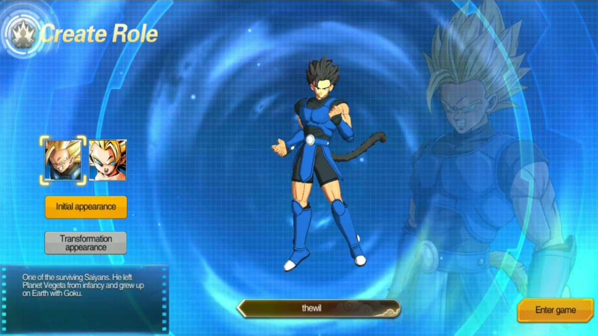 Dragon Ball Best Fighter para Android Descarga Gratis