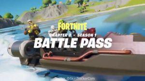 Fortnite Capitulo 2 Temporada 1 Trailer oficial del Pase de batalla Temporada 11 oficial