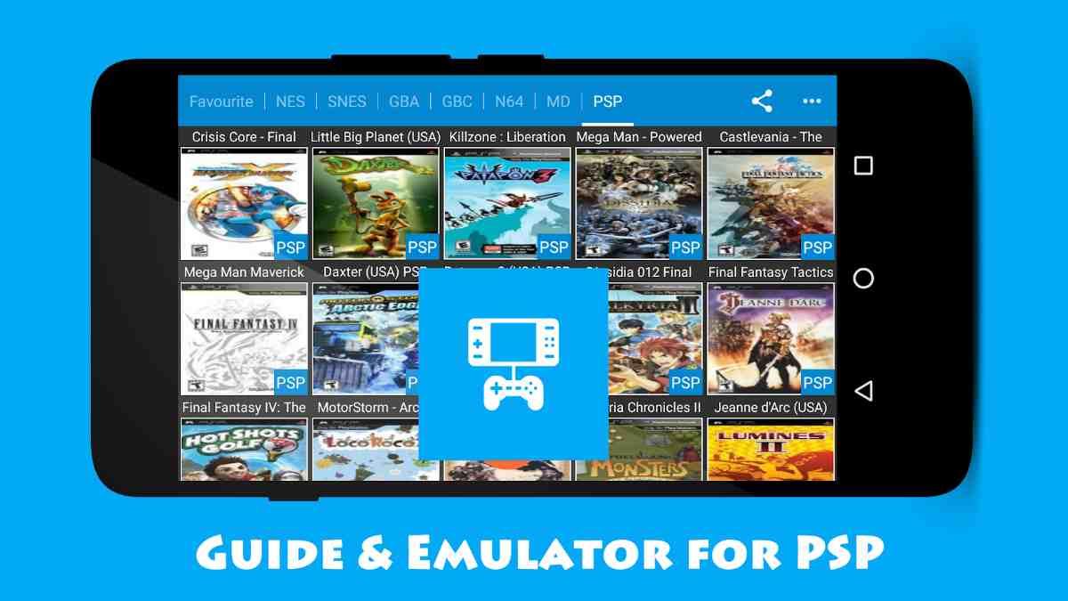 Mejor Emulador de Juegos para Android tiene título divertidos