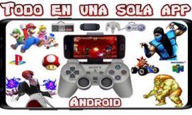 Mejor Emulador de Juegos para Android tiene títulos de muchas consolas