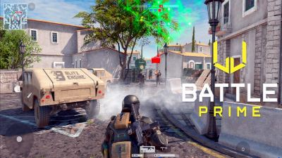 Battle Prime para Android Increible multiplayer en Tercera Persona