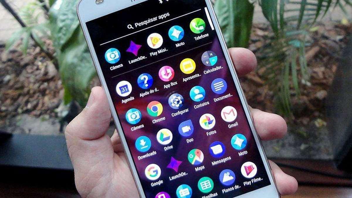 Que tipo de aplicaciones móviles se usan diariamente