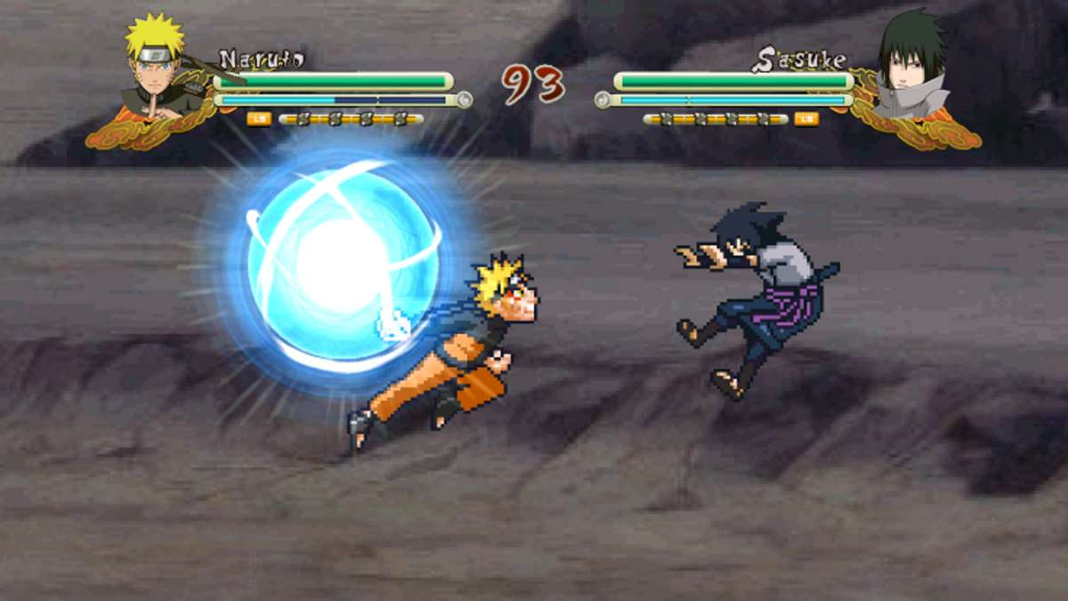 Naruto Ultimate Mugen Fight para Android