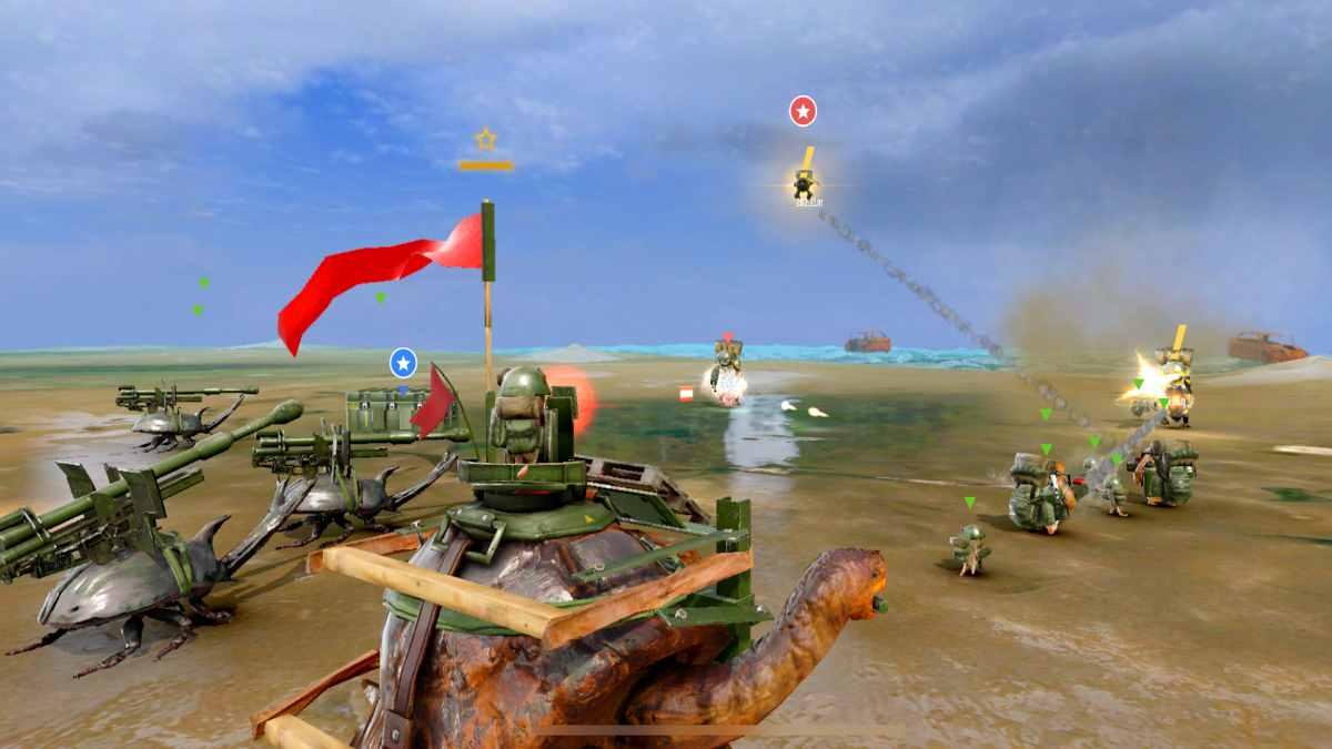 War Tortoise 2 APK MOD para Android