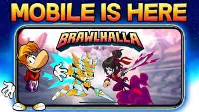 Brawlhalla Mobile para Android oficial