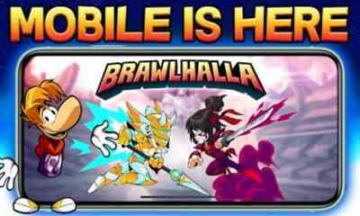 Brawlhalla Mobile para Android oficial