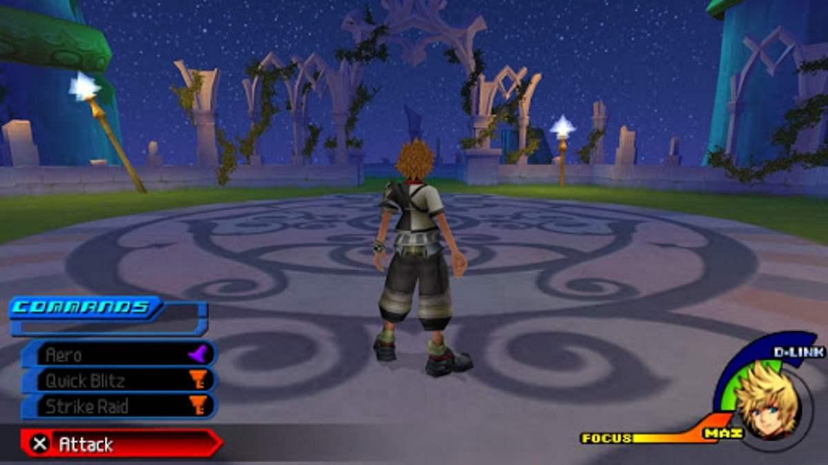 Kingdom Hearts BS Juego para android