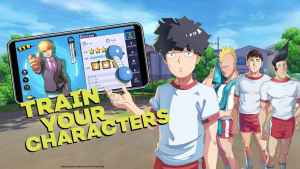 Mob Psycho 100 Mobile para Android