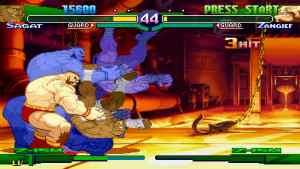 Street Fighter Alpha 3 MUGEN para Android y PC