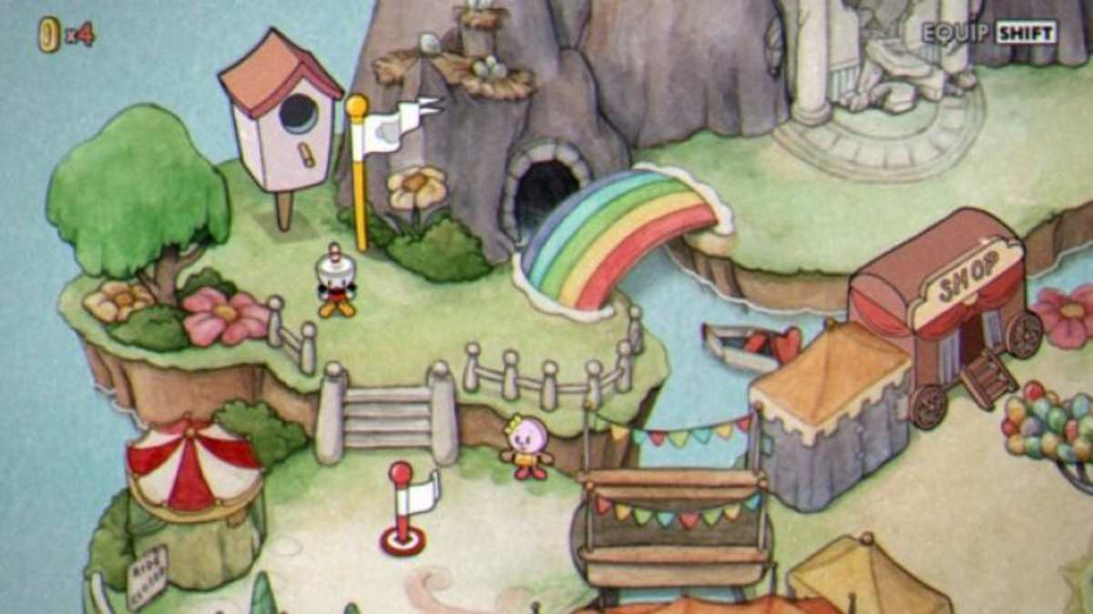 Cuphead Mobile World 2 para Android