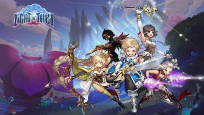 Light of Thel Glory of Cepheus El nuevo juego Android 2020