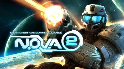 NOVA 2 Remastered APK compatible con todos los dispositivos android