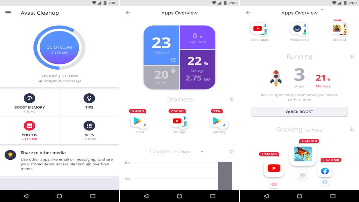 Avast Cleanup Apk Pro Mod full unlock free