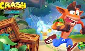 Crash Bandicoot Mobile APK para Android Juego Oficial