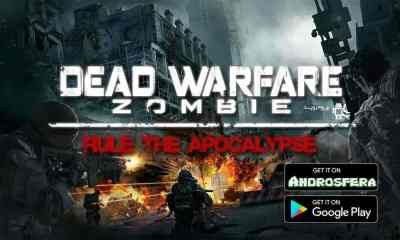 DEAD WARFARE Zombie Apk All Mod para Android Full HD