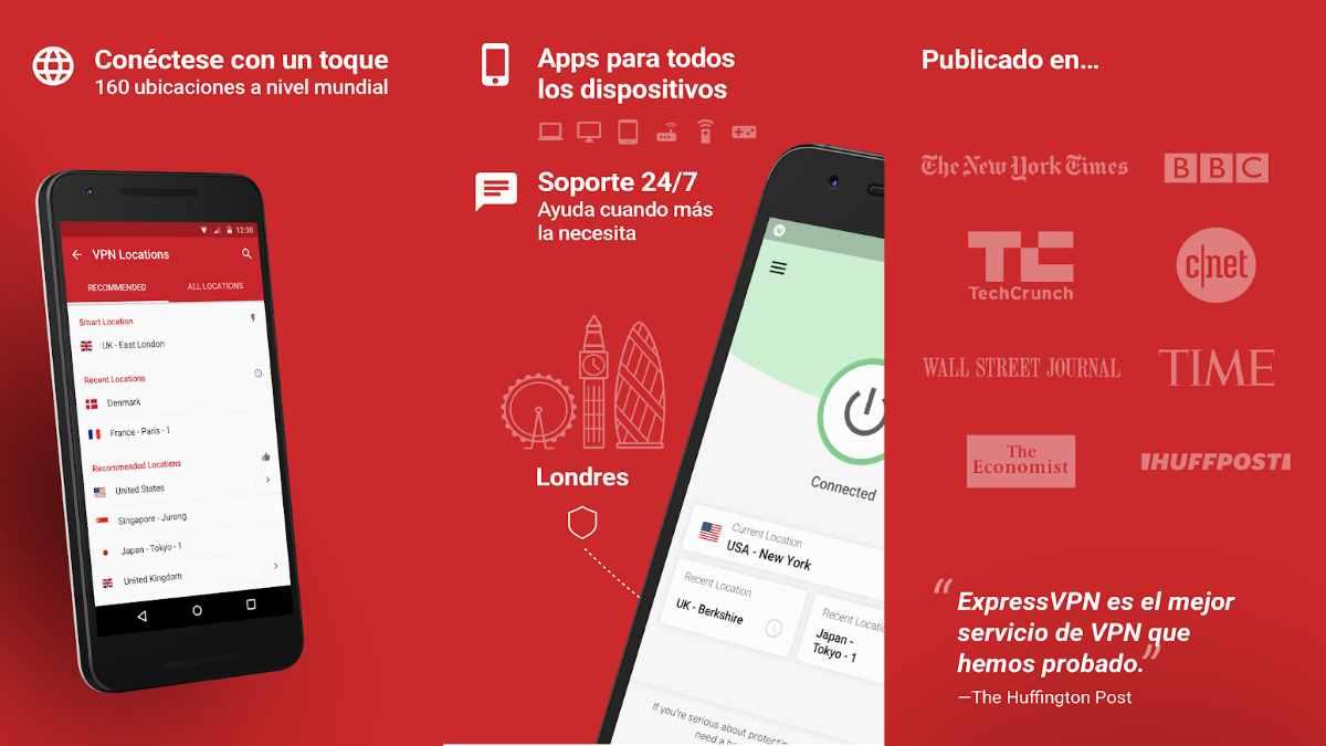 ExpressVPN Premium Android APK