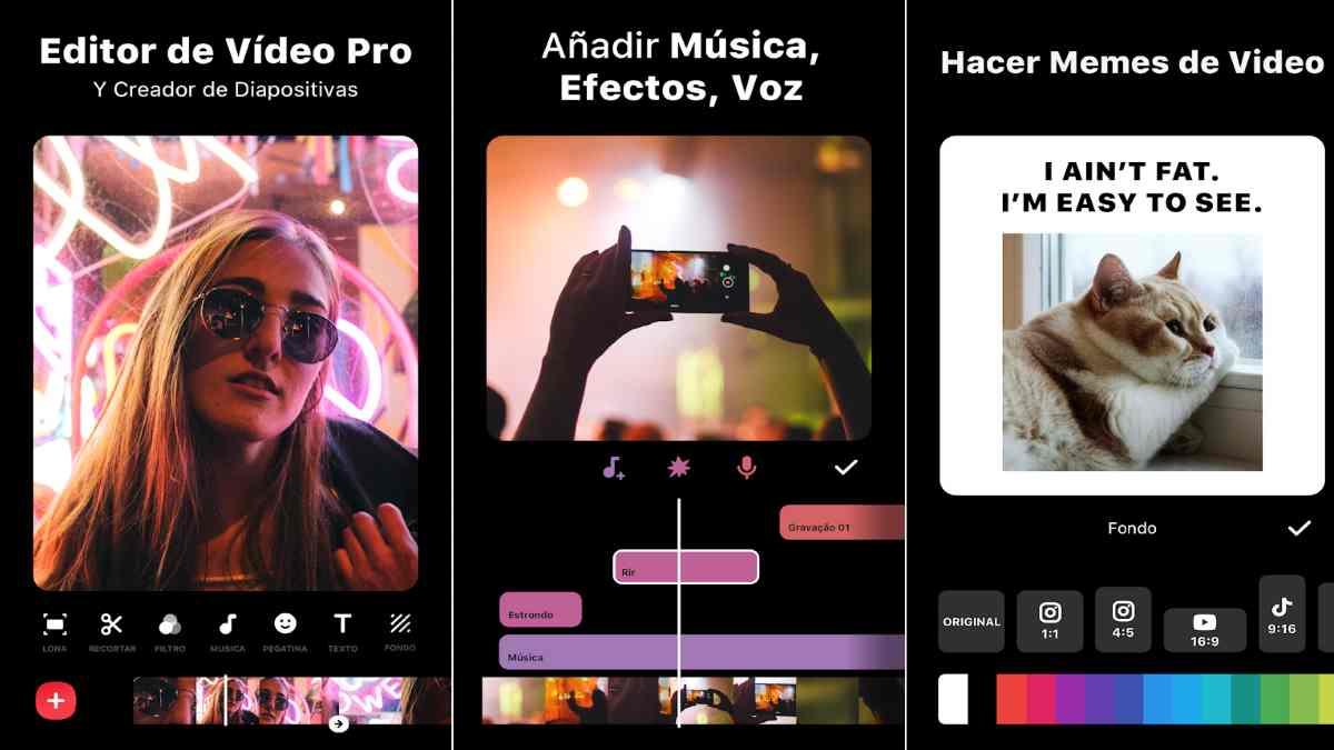 InShot Pro Full apk Mod PREMIUM