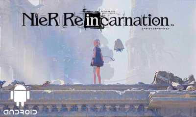 Nier Reincarnation para Android obtiene su primer tráiler oficial de juego