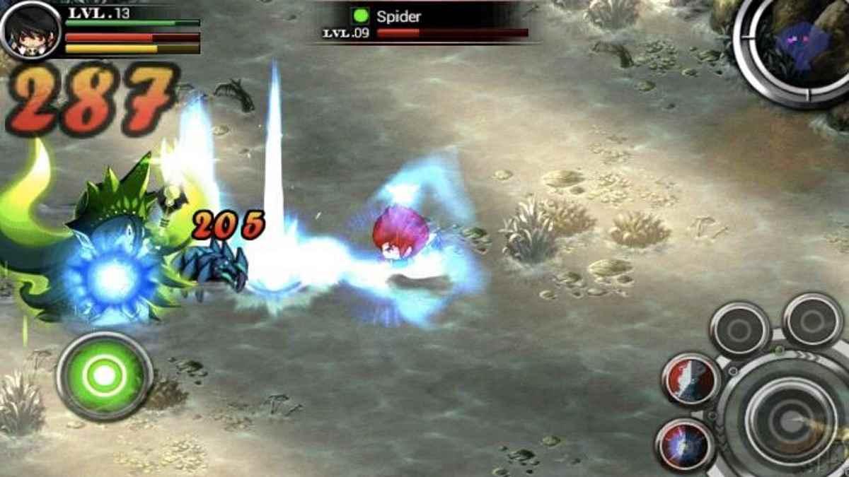 Zenonia 5 apk mod RPG Offline Full Dinero Ilimitado