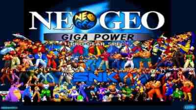 All-in-1 Neo Geo apk emulator para Android 300 arcades