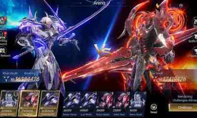 Chronicle of Infinity APK Android Tremendo juego que debes jugar en tu móvil